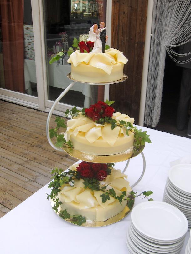 Råfrisk & Råsnygg: 110625: Bröllop