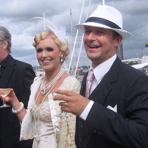 Midsommarbröllop & 20-tal