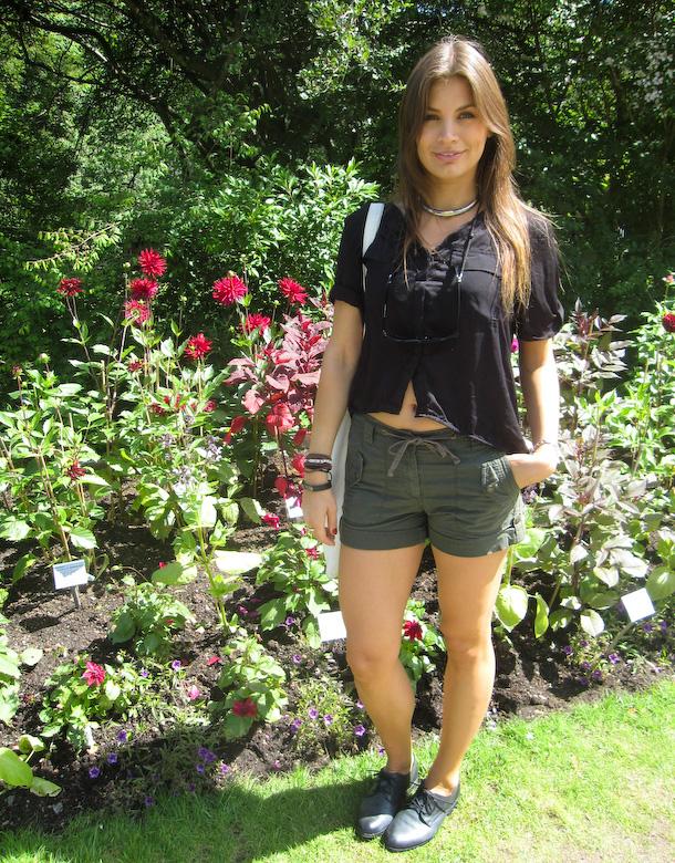 Råfrisk & Råsnygg: 110626: Botanical Girl