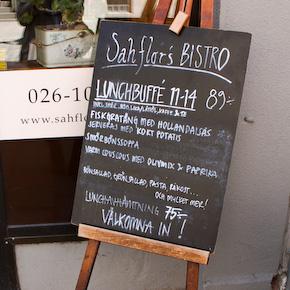Restaurangtips: Sahflor's Skafferi & Bistro