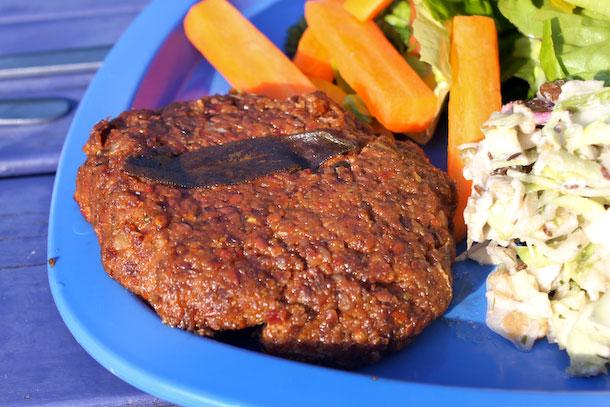 Råfrisk & Råsnygg: 110802: Raw Burgers
