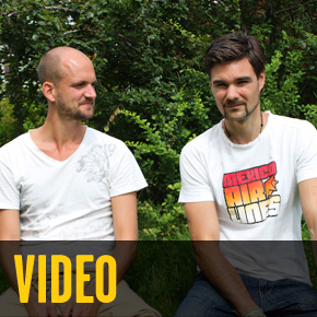 Raw Life Festival: A message from Co-Founders Tom Lidström & Pontus Kristensson (VIDEO)