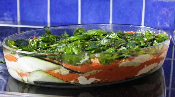 Råfrisk: 110824: Raw Lasagne