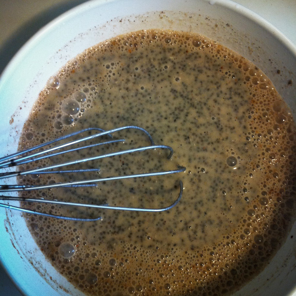Råfrisk: 110829: Maca-Chia Pudding