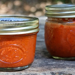 Step by Step: Raw Harissa