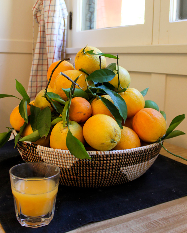 Råfrisk: 111015: The Benefits of California Life - Fresh Oranges