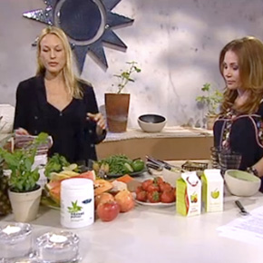 More Raw Food on the Telly+ 3 Smoothie Recipes