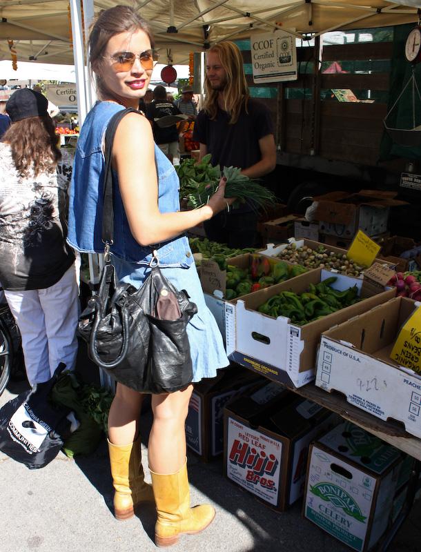 Råfrisk: 111031: Ojai Farmers Market