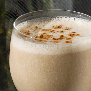 Cinnamon/Banana Smoothie