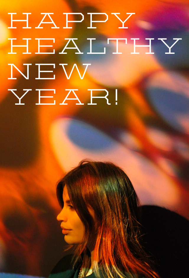 Råfrisk: 120101: Happy Healthy New Year