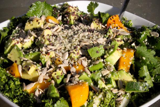 Råfrisk: 120124: Chop Salad