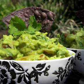The Secret to Making Great Guacamole
