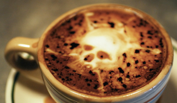 Råfrisk: 120507: Coffee? Good or Bad?