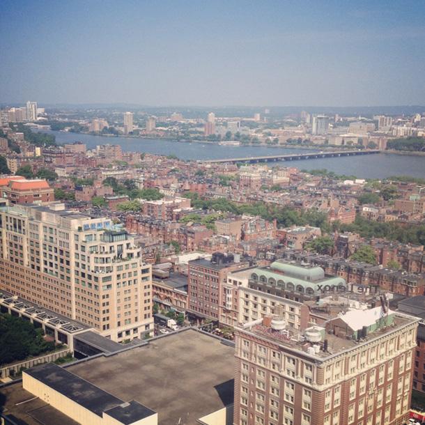 Råfrisk: 120629: 5 Days in Boston